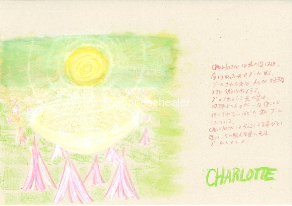 meaning of the name Charlotte by Name vibration art