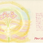 meaning of the name Marie by Name vibration art