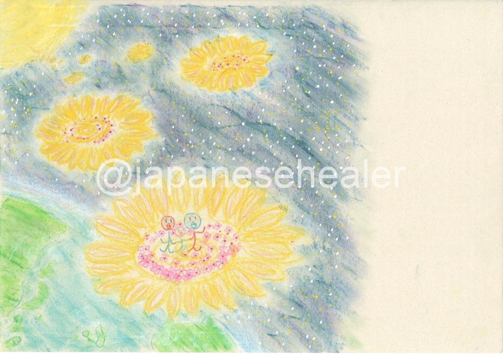 Sun's flowers. 向日葵